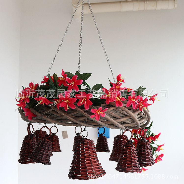 Fresh Home Decor Gift Ideas: Aliexpress.com : Buy Willow Branch Flower Hanging Basket