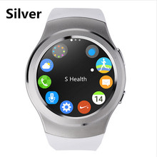 Bluetooth Smartwatch MTK2502 Siri Smart Watch With Sim Card Waterproof Heart Rate Monitor Reloj For Android iOS PK gear s2 kw18