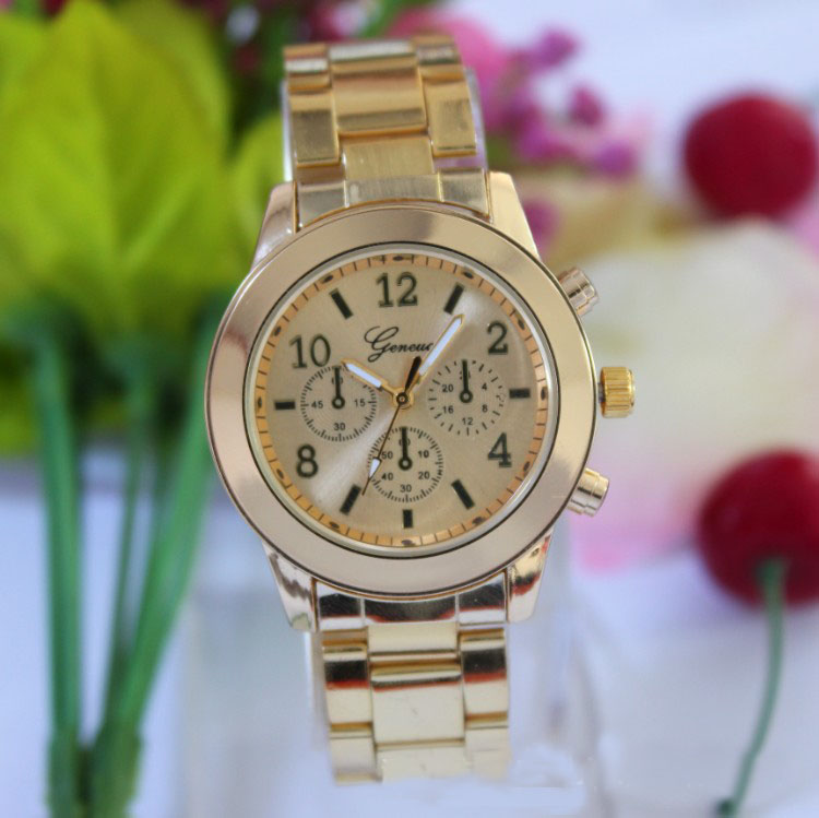 Hot ΝΕΑ Μόδα 4 χρωμάτων ρολόγια - Γυναικεία ρολόγια - Φωτογραφία 3