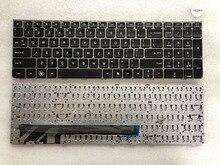 Novo teclado preto dos eua para hp probook 4530s 4535s 4730s 638179 001 9z. n6msv. 001 com quadro