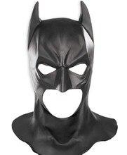 Batman Mask Rubber Returns Superman The Dark Knight Latex Full Head Mask
