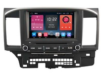 Android 6 0 CAR Audio DVD Player FOR MITSUBISHI LANCER 2006 2015 Gps Car Multimedia Head