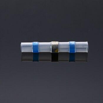 50 шт. термоусадочные пайки терминалы водонепроницаемый припой рукав трубки электрические провода изолированные стыковые провода соединит...