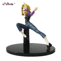 15CM Dragon Ball Z Android 18 Lazuli Action Figure PVC Collection Figures Toys For Christmas Gift