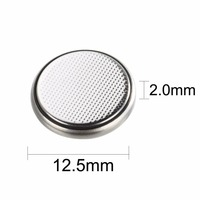 200PCS/lot CR1220 BR1220 KCR1220 DL1220 ECR1220 LM1220 3V Button Cell Coin Battery for Watch , CR1220 battery
