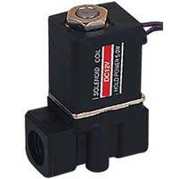 ; набор из 10 шт. 1/4 ''Пластик Электрический электромагнитный клапан 24 вольт, воды 2P025-08