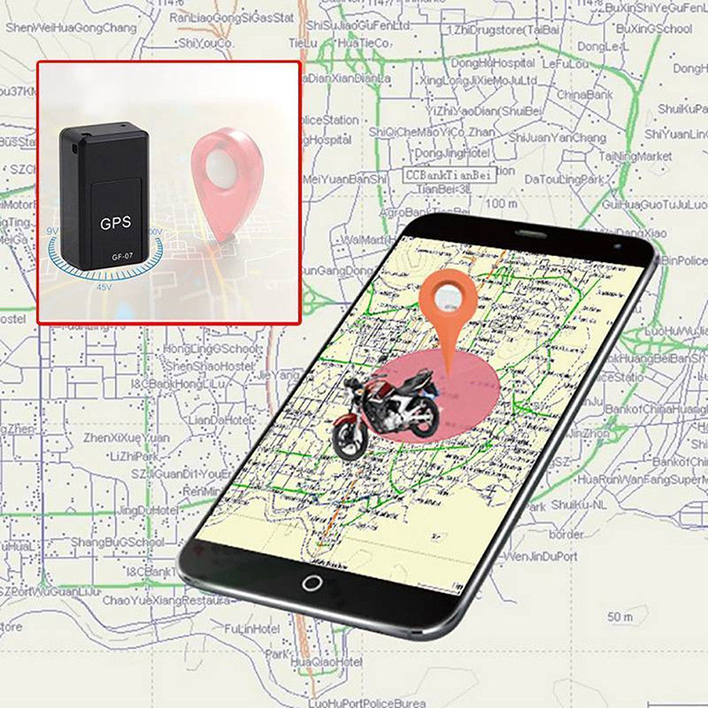 Car Locator - GPS Real Time Tracking | Anti-Lost Recording Tracking Device 2