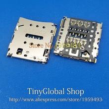2 шт./лот Первоначально новая sim card reader разъем замена для Hisense I632M K8 сим-карты разъем Слот Лоток