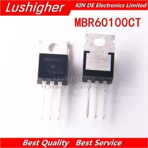 Image 3 - Diodo Schottky Original, 5 uds., V60100C, MBR60100CT, TO220 TO 220, 60A, 100V