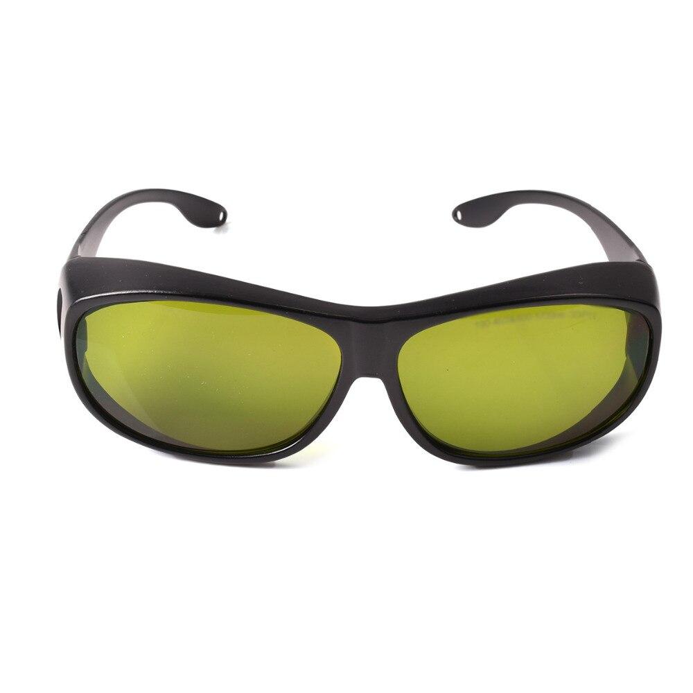 T4 Series 190nm-450nm / 800nm-1700nm Wavelength Laser Safety Glasses for Typical 445nm, 980nm, 1064nm, 1080nm, 1100nm LaserT4 Series 190nm-450nm / 800nm-1700nm Wavelength Laser Safety Glasses for Typical 445nm, 980nm, 1064nm, 1080nm, 1100nm Laser