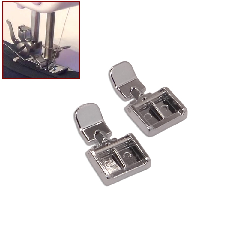 Domestic Sewing Machine Parts Accessories 2pcs/lot Zipper