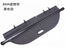 RAV4 special modified car trunk cover material curtain separated block,Car styling2009-2012