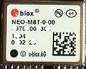 NEO-M8T-0-01 NEO-M8T GPS/ГЛОНАСС/Beidou Исходных Данных Времени Модуля