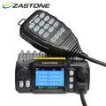 Zastone ZT-MP380 + Mini Mobile Radio Автомобиль Трансивер УКВ 25 Вт/20 Вт Dual band Quad-в режиме ожидания 200Ч Портативной Рации Автомобиль Радиостанция