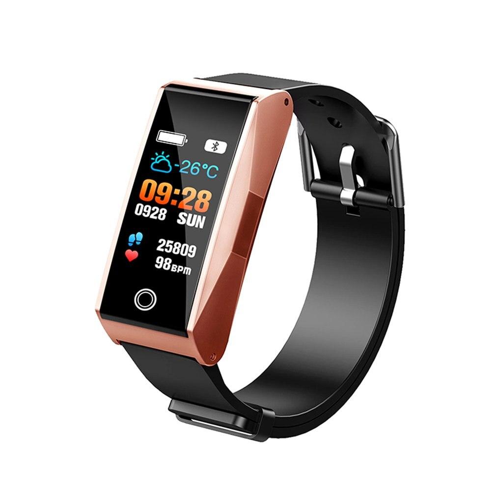 BL86 Smart Bracelet Blood Pressure Heart Rate Sleep Monitor Smart Wristband Bracelet Fitness Tracker Smart WatchBL86 Smart Bracelet Blood Pressure Heart Rate Sleep Monitor Smart Wristband Bracelet Fitness Tracker Smart Watch