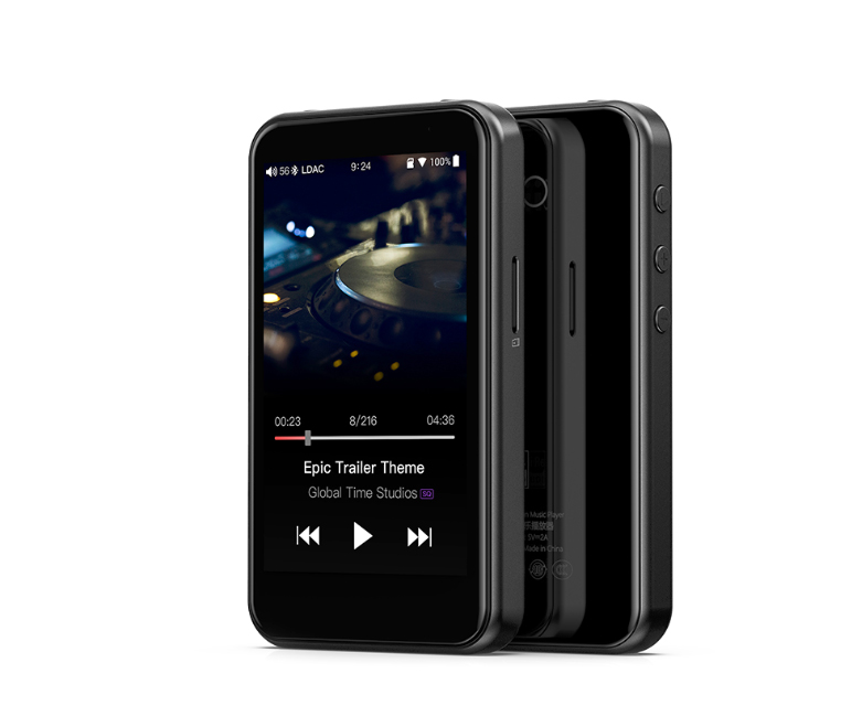 New FiiO M6 Hi Res Android Based Music Player with aptX HD LDAC HiFi Bluetooth USB