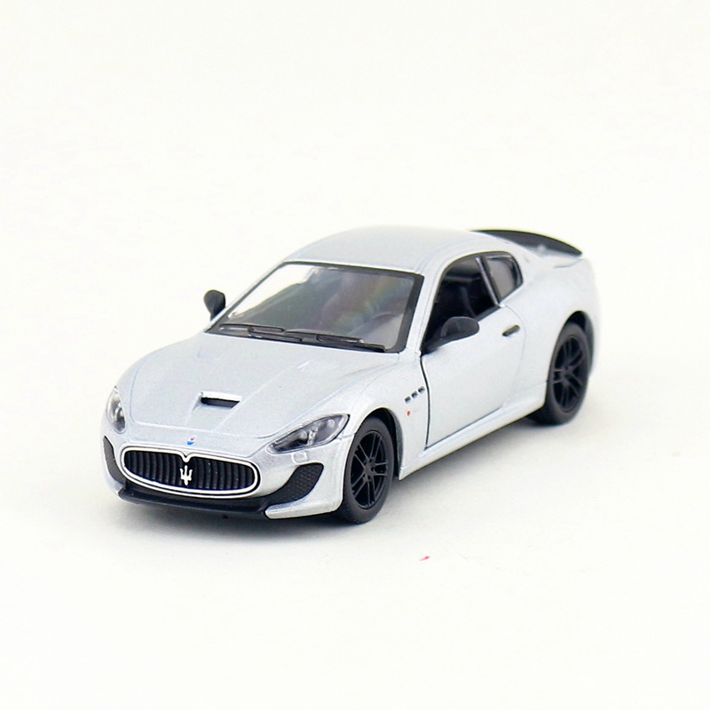 Kinsmart Cast Model 1 38 Scale 2016 Maserati Granturismo Mc Stradale Toy Pull Back Car Children S Gift Educational Collection In Casts Vehicles