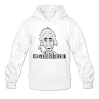 DUTRODU No Seas Pendejo - Einstein Funny Boys Print Custom stylish hoodies with a soft touch and quality printing techniques