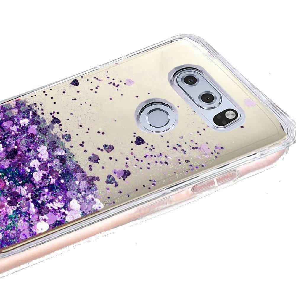 phone case lg k20 LG Q6 quicksand case