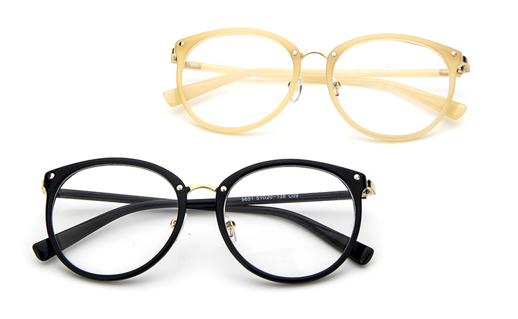 c203f2c9e73 haoyu New fashion oversized clear frame glasses square high quality ...