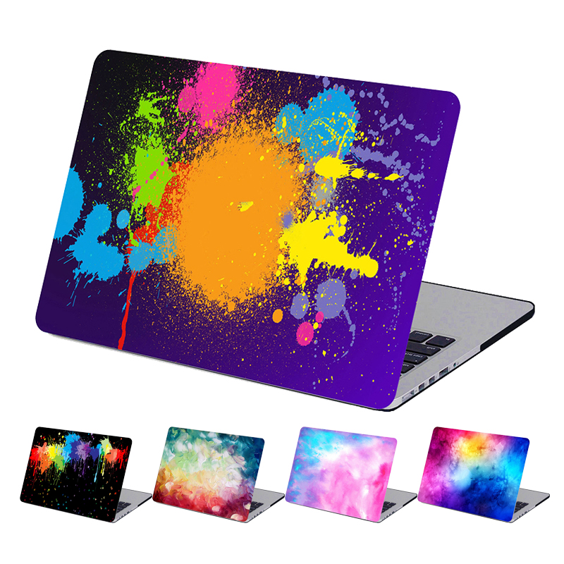 Art Print Graffiti Plastic Hard Laptop Case for MacBook Air Pro Retina 11 12 13 15 Inch Case for Macbook A1707 A1706 A1708 Case redlai plant floral print hard case for apple macbook pro retina 13 3 12 15 4 sleeve air 11 13 3 new pro 13 15 a1706 laptop case