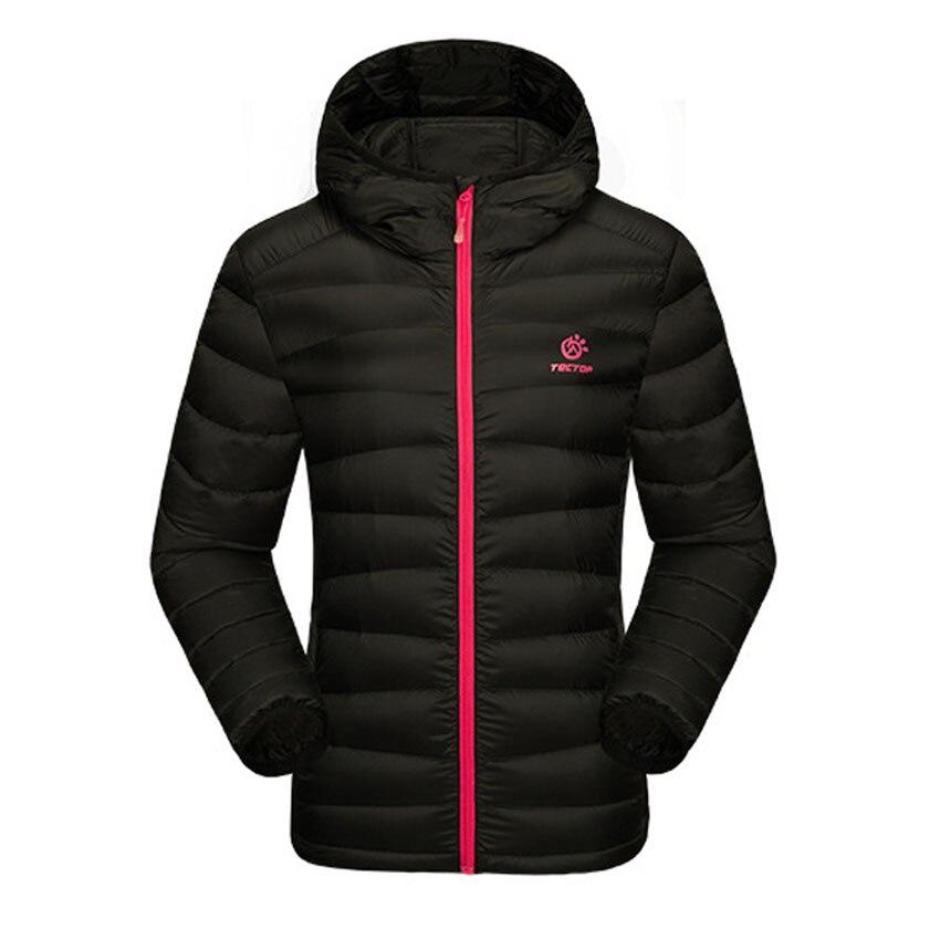 Nouveaux vestes d'hiver Caual à capuche manteaux chauds à l'intérieur Ultra léger blanc canard vers le bas vestes imperméable marque survêtement LA457
