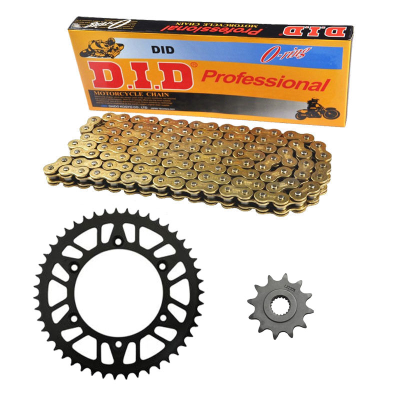 MOTORCYCLE 520 CHAIN Front & Rear SPROCKET Kit Set FOR SUZUKI RM100N,T,X,Z,RM125 T/X/Z/D/E/F/G/H/J/K/L/M/N/P/R/S/T/V/W/T/Y/K1-K9