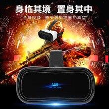คนทั้งหมดในหนึ่งVRชุดหูฟังใหม่360 All-in-oneความจริงเสมือน3D VRแว่นตาCore 1080จุดFOV WiFi BT 4.0อย่างเต็มที่ที่สมจริงหมวกกันน็อค