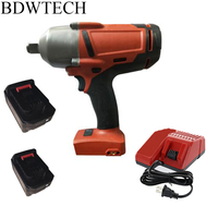 BDETECH   BW12  Torque Wrench max 1200N.n Powershare battery of Milwaukee