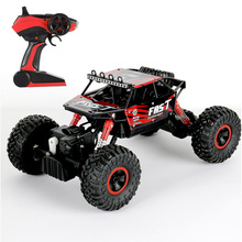 RC Car High Speed 1:16Truck Racing Climbing 2.4G Remote Control Cars Electric RC Cars Drift Off Road Car Vehicle Toy flytec 9118 rc cars 1 18 alloy 2 4g 4wd double magnetors high speed climbing rock car racing vehicle off road vehicle rc crawler