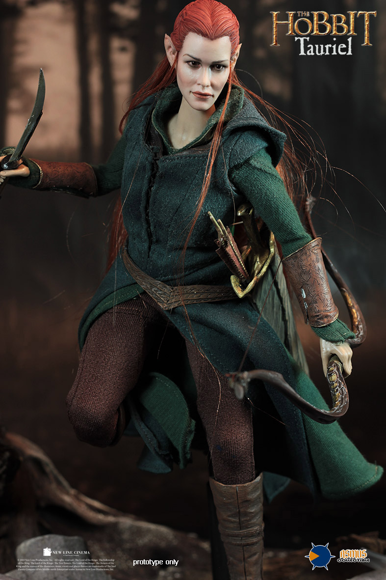 1/6 scale Super flexible figure female 12 action figure doll Collectible Model plastic toy The Hobbit Elf Tauriel 1 6 scale figure doll terminator3 rise of the machines fembot t x 12 action figure doll collectible model plastic toy