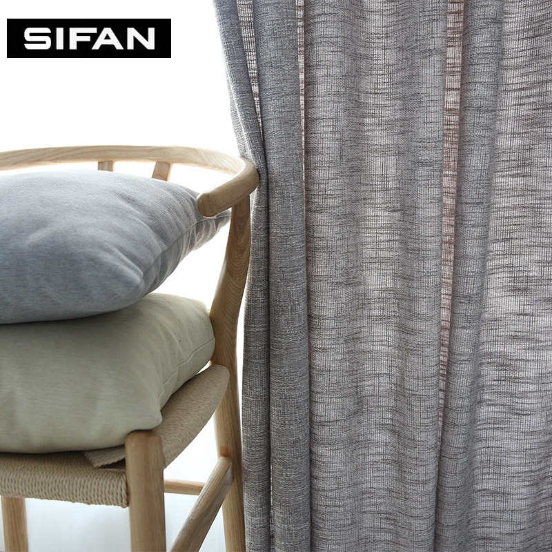 NEW Japan Solid Color Burlap Blackout Curtains for Living Room Window Curtains for the Bedroom Curtains Custom MadeNEW Japan Solid Color Burlap Blackout Curtains for Living Room Window Curtains for the Bedroom Curtains Custom Made