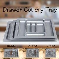 Kitchen Tool Cutlery Organizer Decor Storage Tray Tableware Food Dessert Fruit Holder Cutlery Drawer Cabinet Dish Decor