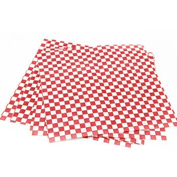 24 szt Jednorazowy papier do pakowania Hamburger czerwony i biały papier woskowany w kratkę sprawdź szybki kosz na jedzenie wkładki 12 #8221 x 12 #8221 tanie i dobre opinie Adlist CN (pochodzenie) Folia aluminiowa papier olejowy Na stanie Jednorazowe Ekologiczne 12 WAX-RED-01 Other Narzędzia do pieczenia i cukiernicze