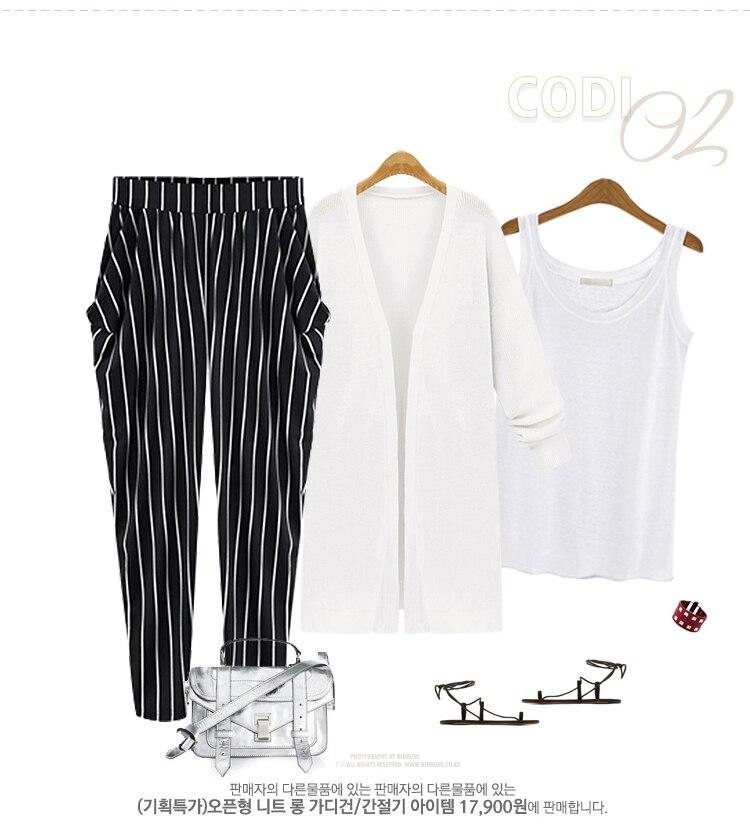 HTB151rDQVXXXXbwapXXq6xXFXXXd - Summer Women Pants High Waist Stripe PTC 98