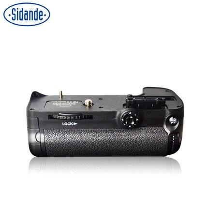 NEW BG-E9 SIDANDE Battery Grip For NIKON D7000 Battery Case CAMERA BATTERY meike mk d750 battery grip pack for nikon d750 dslr camera replacement mb d16 as en el15 battery