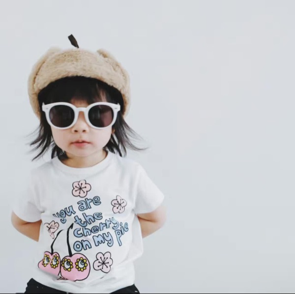 2017-New-Summer-Kid-Clothes-Pattern-Apple-Cherry-Tops-t-Baby-Girl-Tshirt-Boys-T-Shirts (2)