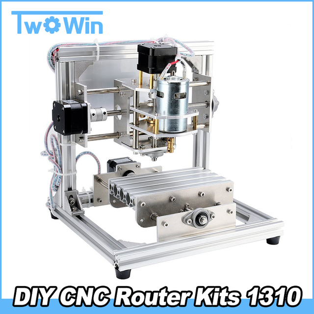 Diy Cnc Router Kits 1310 Grbl Control 3 Axis Plastic Acrylic Pcb Pvc