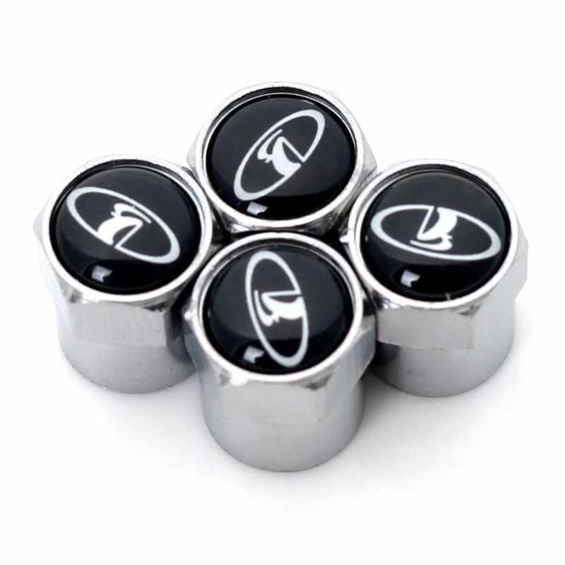 Voiture-style De Roue De Voiture Bouchons de Valve de Pneu Pour Volvo S40 S60 S70 S80 S90 V40 V60 V90 XC60 XC70 XC90