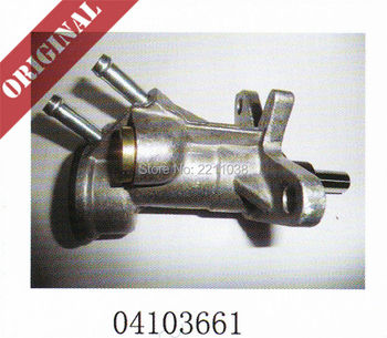 Linde forklift part 04103661 fuel supply pump used on 351 series diesel truck H25 H30