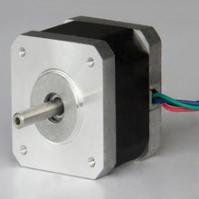 1pc Nema 42 Stepper Motor 42BYGHW804 4800g.cm 48mm 1.2A 4-Lead 2Phase CE ROSH ISO 3D Printer