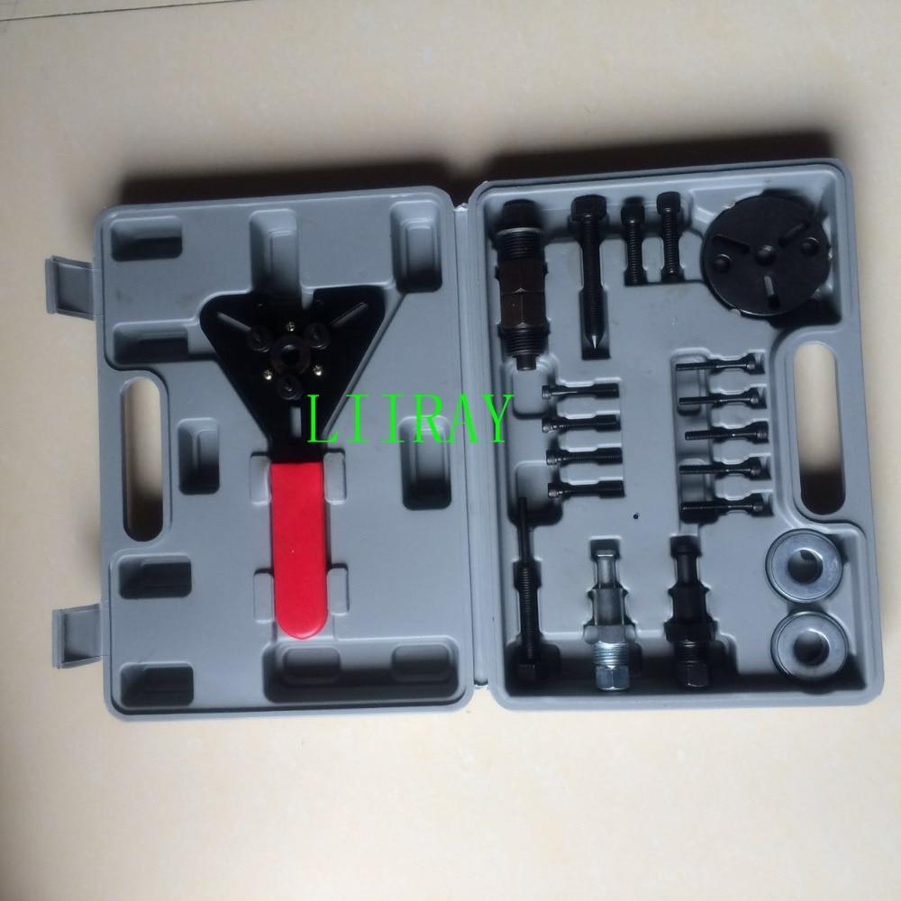 Repair air conditioner compressor tool car repair tool set compressor clutch removal tool-in Car
