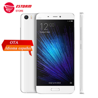Original Xiaomi Mi5 Prime Mobile Phone 5 15 Snapdragon 820 Official Global ROM 3GB 64GB 16MP