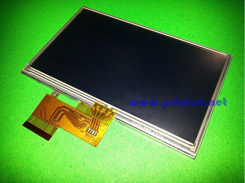 Original 5 inch for Garmin Nuvi 2595 2595LMT LCD display Screen + touch panel free shipping