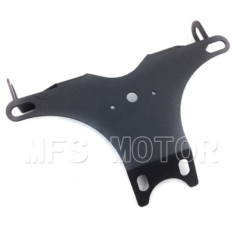 Motorcycle Fender Eliminator Tidy Tail For Yamaha YZF R6 YZF-R6 YZFR6 2006 2007 2008 2009 2010 2011 2012 Black motorcycle part fender eliminator tidy tail for honda cbr 600rr 2003 2006 cbr1000rr 2004 2007 motor black