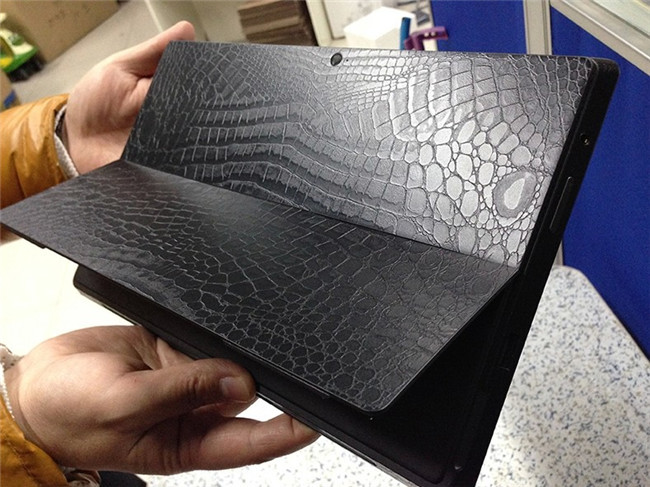 CROCO Pattern Surface Pro Full Body Screen Guard For Windows Surface Pro 2 Tablet Sticker 20