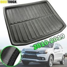 For Mitsubishi Outlander Sport RVR ASX 2010   2019 Boot Cargo Liner Tray Trunk Mat Luggage Floor Carpet 2011 2012 2013 2014 2015