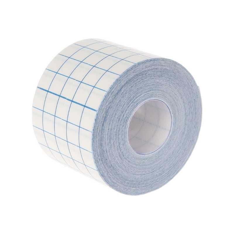 1 rulo 10m x 5 cm/10 m x 10cm isteğe bağlı hipoalerjenik Nonwoven yapışkan yara pansuman malzemesi tıbbi sabitleme bandı bandaj