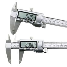 Sale Metal 6-Inch 150mm Stainless Steel Calipers Electronic Digital Vernier Caliper Micrometer Measuring Tool