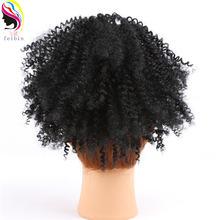 Feibin женский шиньон для наращивания волос аксессуары невесты